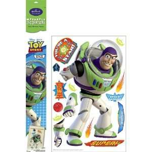 Lets Party By Hallmark Disney Toy Story Buzz Lightyear Glow in the