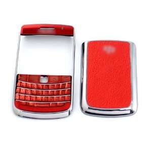 Repair Replace Replacement For BlackBerry Bold 9700 [Red Body+Silver