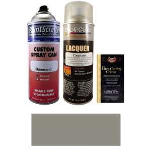 12.5 Oz. Dark Crystal Silver Effect Spray Can Paint Kit