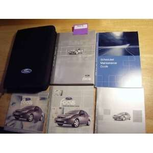 2003 Ford Focus Owners Manual Ford Motor Co. Books