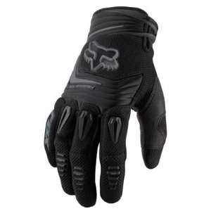 Fox Racing Polarpaw Gloves 2012 XXXX Large Black