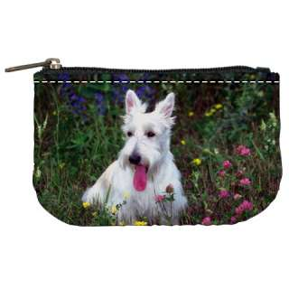 SCOTTISH TERRIER DOG PUPPY PUPPIES LADIES COIN PURSE