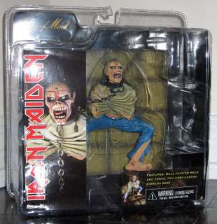 IRON MAIDEN Action Figure EDDIE Piece Of Mind NECA