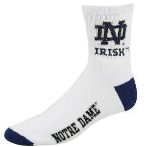 NCAA College Sports Team Mens Crew Socks Size 8 13