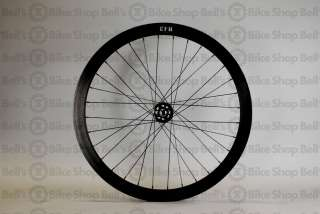 Velocity B43 Rear Track Wheel BLACK Fixed Gear B 43 New