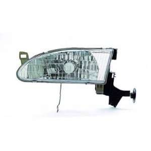 COROLLA HEADLIGHT ASSEMBLY, DRIVER SIDE   DOT Certified Automotive