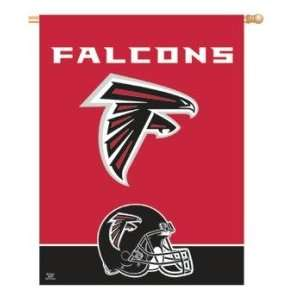 Atlanta Falcons 27x37 Inches NFL Vertical Banner/Wall