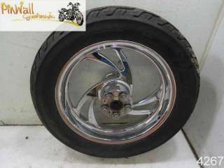 Davidson Sportster CHROME AFTERMARKET WHEEL RIM WHEELS RIMS SET