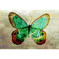 Maxwell Dickson Butterfly Wall Decor Canvas Art