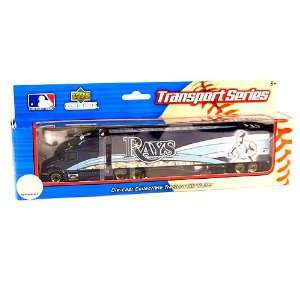 Tampa Bay Rays 180 Scale Diecast Tractor Trailer Sports