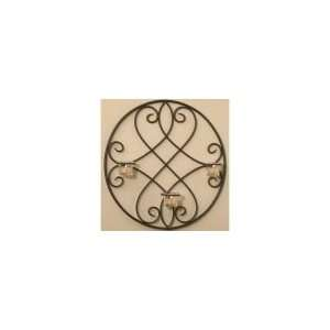 Luca Bella Home™ Lindsey Wrought Iron Wall Sconce