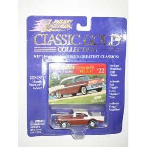 1967 Chevy Bel Air Die Cast Car Collector # 22