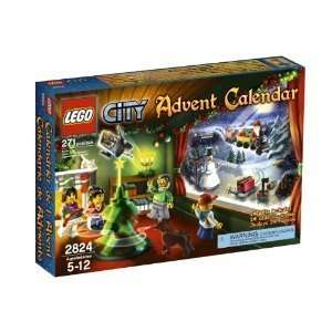 LEGO City Advent Calendar (2824) Toys & Games