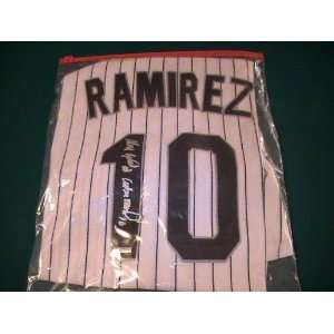 ALEXEI RAMIREZ SIGNED AUTOGRAPHED JERSEY CHICAGO WHITE SOX