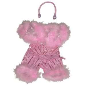 Girl Rock Idol Outfit Teddy Bear Clothes Fit 14   18