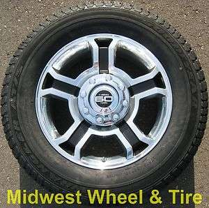 OEM 20 FORD F250 F350 HARLEY DAVIDSON WHEELS RIMS TIRES