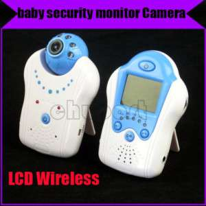 LCD Wireless Video baby security monitor Camera NEW