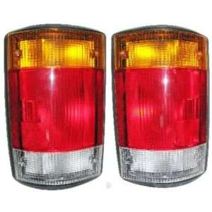 OE Replacement Ford Econoline Driver Side Taillight