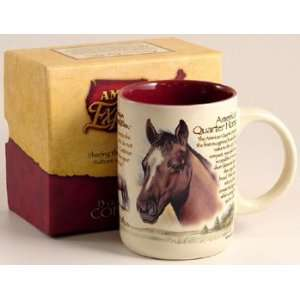 American Expeditions Ceramic Mug Paint Horse