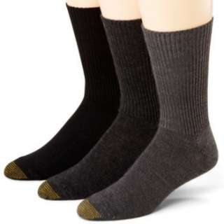 Gold Toe® Mens Socks, Fluffies® Crew