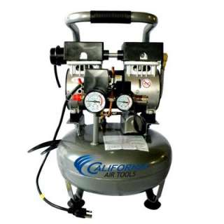 California Air Tools 3010 Ultra Quiet and Oil Free Air Compressor at