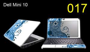 Dell Mini 10 10v Skin Netbook Laptop Decal Cover Skins