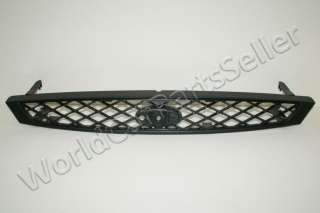 2001 2004 FORD FOCUS Front Grill Black Grille 02 03