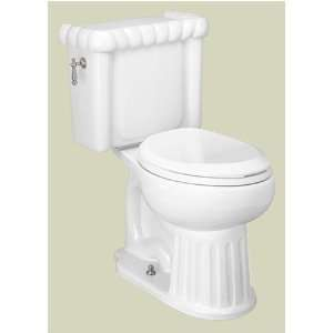 St Thomas Creations Toilets Bidets 6141 020 Barcelona II 2 Piece Water