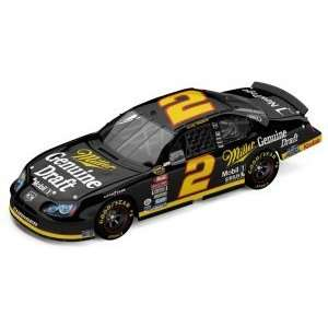 NASCAR Rusty Wallace #2 Genuine Draft Retro 1/64 Car in