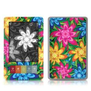 Bloom Design Protective Decal Skin Sticker for Barnes and Noble NOOK