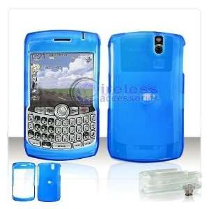 CASE (With Optional Swivel Belt Clip) for RIM BLACKBERRY CURVE, 8300