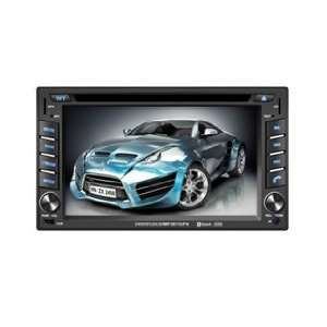 DVD Player Navigation System Built in GPS,Bluetooth, TV, AM/FM with