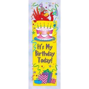 Eureka Bookmarks, Set of 36, Happy Birthday (843060