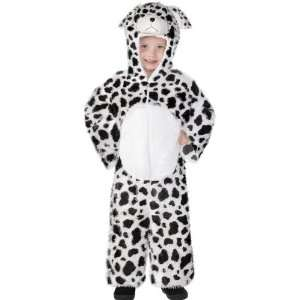 Smiffys Boys/Girl Dalmsatians Fancy Dress Costume/Jumpsuit