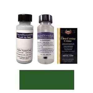 Racing Green II Metallic Paint Bottle Kit for 2012 Mini Cooper (B22