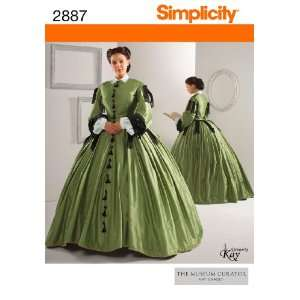 Simplicity Sewing Pattern 2887 Misses Costumes, U5 (16 18