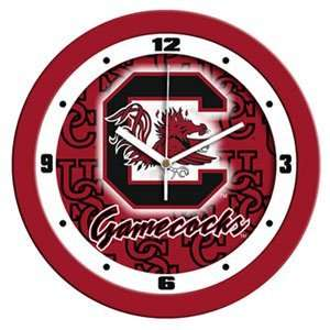 South Carolina Gamecocks NCAA Dimension Wall Clock