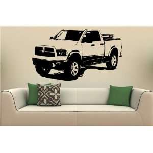 Vinyl Decal Stickers Car 2009 Dodge Ram Trxtreme S1848