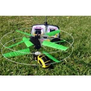 Dragonfly Full Function Mini Rc Electric Helicopter with