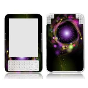 Bundle Monster  Kindle 3 Ebook Vinyl Skin Cover Art