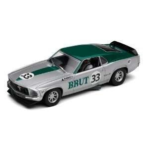 Scalextric 132 Slot Car Ford Mustang Alan Moffat #33 BRUT