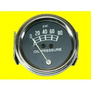 OIL PRESSURE GAUGE 80 LB FORD TRACTOR FAD9273A Automotive
