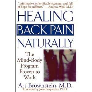 Healing Back Pain Naturally The Mind Body Program Proven