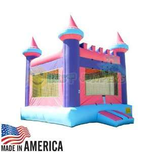 Best Castle 3 Inflatable Bounce House Commercial Grade