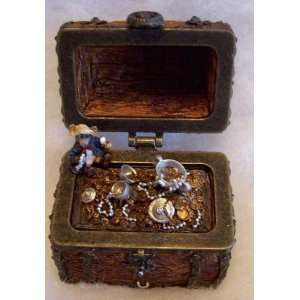 Boyds Bears and Friends Uncle Beans Treasure Boxes