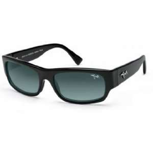 Maui Jim Sunglasses Lava Flow / Frame Gloss Black Lens