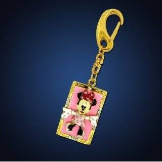 Mickey Mouse Head Crystal Diamond USB Flash Drive with Necklace