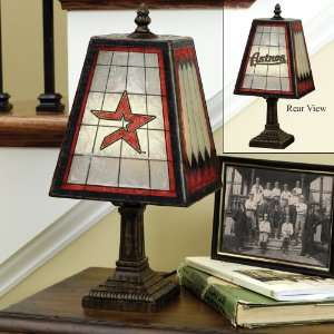 14 Art Glass Table Lamp Astros