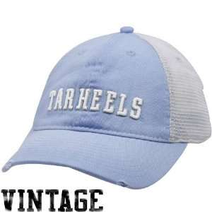 Nike North Carolina Tar Heels (UNC) Youth Carolina Blue Washed Trucker