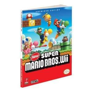 New Super Mario Bros (Wii) Prima Official Game Guide (Prima Official